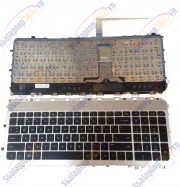 Ban phim laptop HP Envy 17-3010 3011 3015 Series