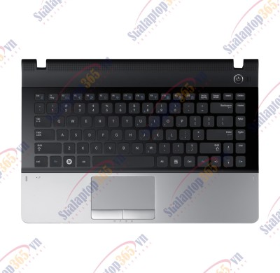 Ban phim laptop Samsung NP- NP300 E4 co be